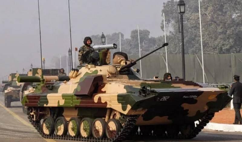Hindistan hizmette olan BMP-2'yi modernize etmeyi planlıyor