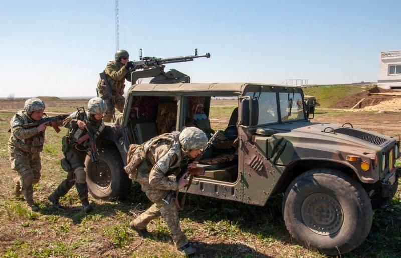 """""""供应,维护和培训中心的组成部分"""":乌克兰开始减少乌克兰武装部队"""