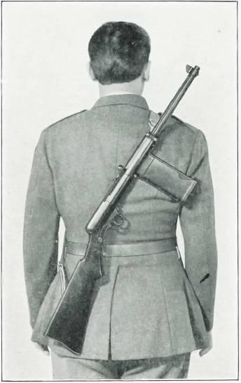 Лёгкий карабин S&W 1940: хотели как лучше
