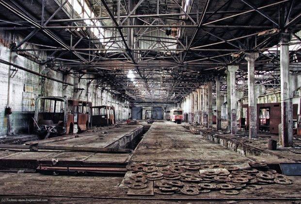 Desindustrialización de Ucrania: de las naves espaciales al biogás