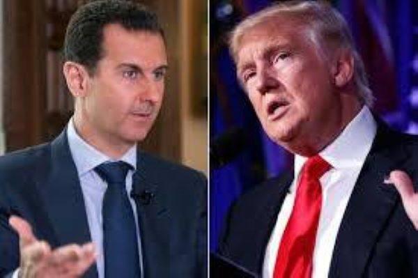 Matar o presidente sírio? Planos mortais de Trump