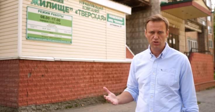 Articolo sul caso Navalny. Russia in attesa di una risposta