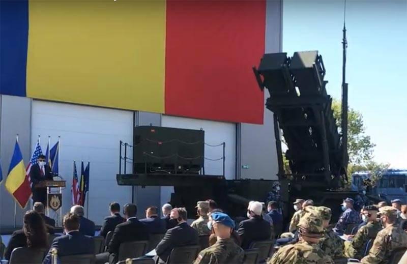 """""""保护免受俄罗斯和中国的威胁"""":美国爱国者联合体交付罗马尼亚"""