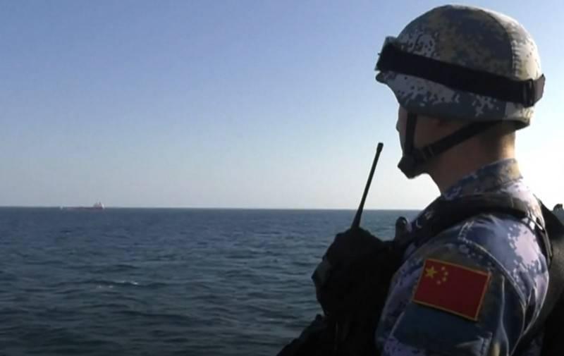 China beginnt militärische Übungen in der Nähe von Taiwan