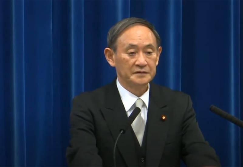 """In der japanischen Presse: Der neue Premierminister hat in seinen ersten Reden die """"nördlichen Gebiete"""" nie erwähnt"""