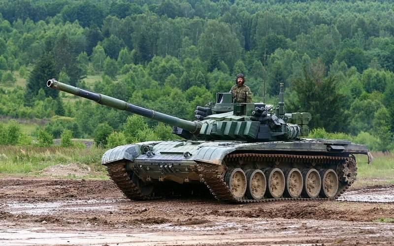 체코 공화국은 T-72M4CZ 탱크를 현대화하고 있습니다.
