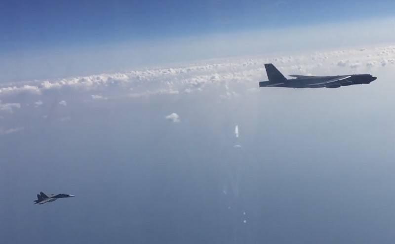"""""""Están estudiando el futuro teatro de operaciones militares"""": el Ministerio de Defensa observa la activación de """"estrategas"""" estadounidenses"""