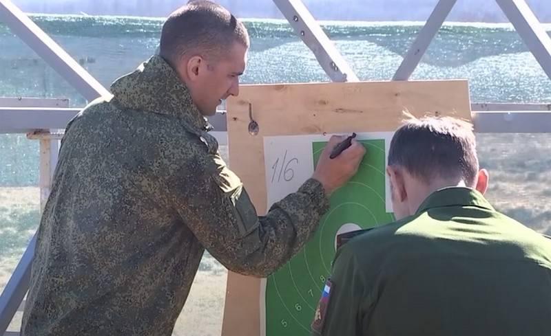 """Desarrollo de un complejo de objetivos """"inteligente"""" para armas pequeñas en Rusia"""
