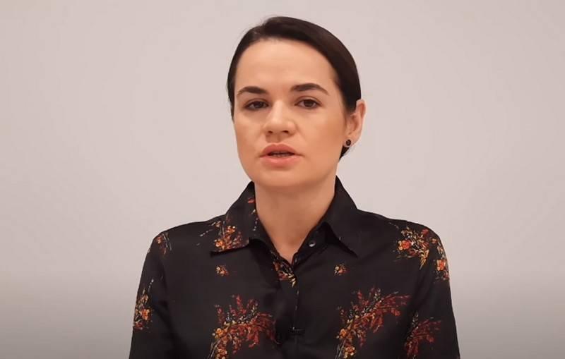 Tikhanovskaya called on the world community to urgently intervene in the situation in Belarus