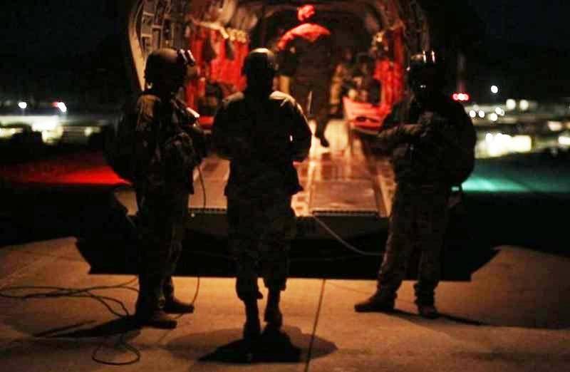 """Le forze speciali delle Forze armate dell'Ucraina """"hanno trovato e distrutto"""" il sistema di difesa aerea del nemico condizionale presso il campo di addestramento tedesco"""
