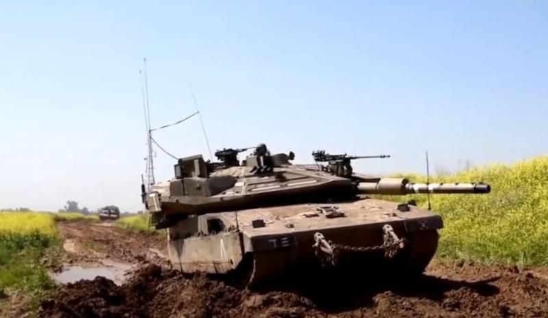 """""""Merkava"""": come sono stati modernizzati i carri armati israeliani"""