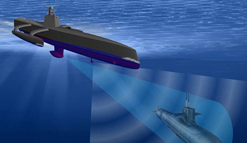 Безэкипажный катер для ВМС НОАК
