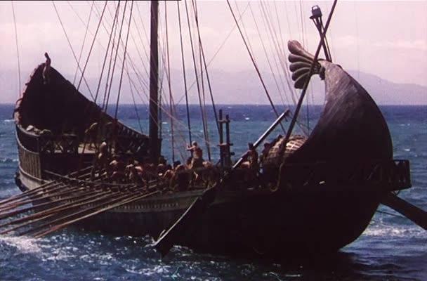Argonautes préhistoriques