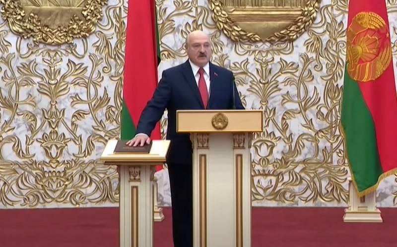 Gli Stati Uniti e l'Europa non hanno riconosciuto Alexander Lukashenko come presidente della Bielorussia