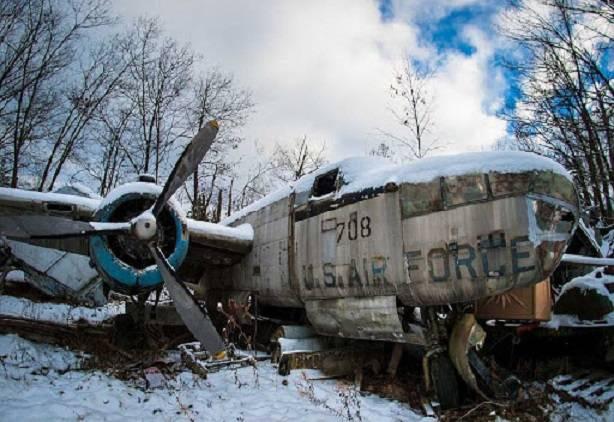 परमाणु जगत के बाद के हथियार: उड्डयन