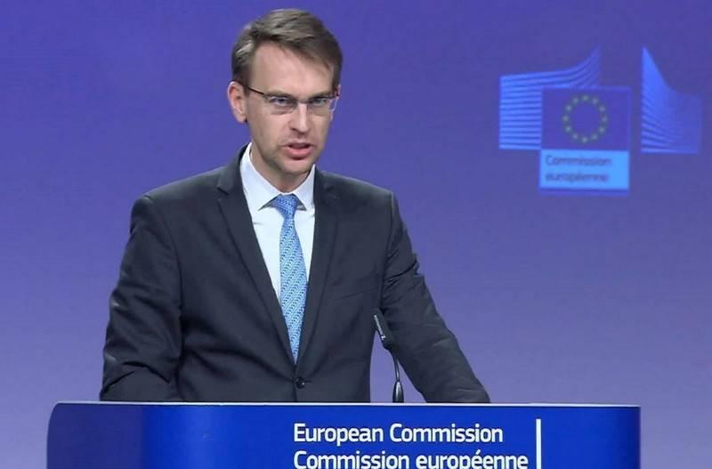 """A União Europeia rejeita as sanções retaliatórias """"injustificadas"""" da Rússia"""