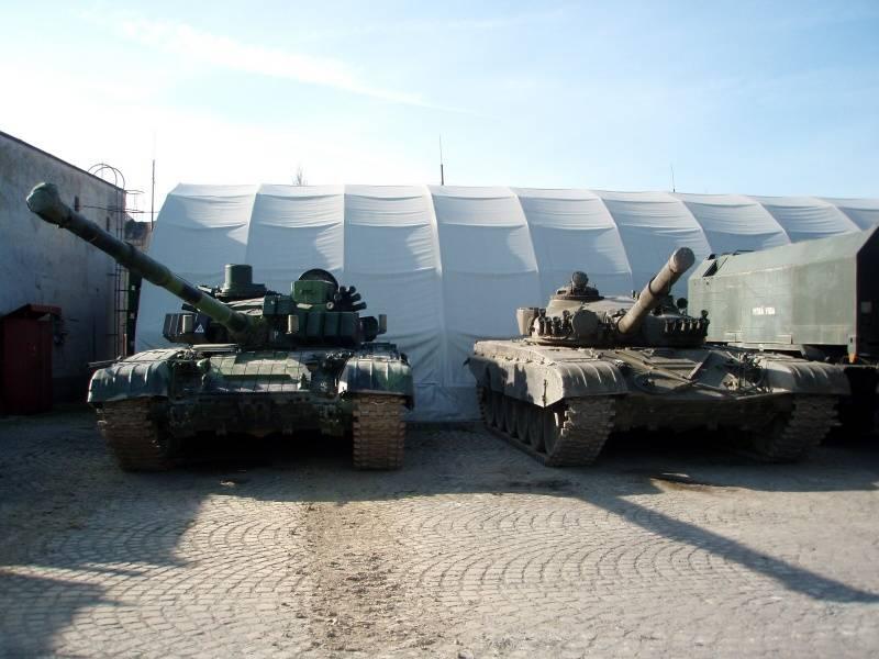 O estado e as perspectivas da frota de tanques da República Tcheca