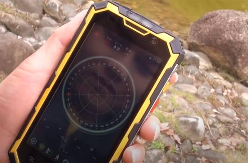 Ein Handy für einen Militärmann - Freund oder Feind: Beispiele und Überlegungen
