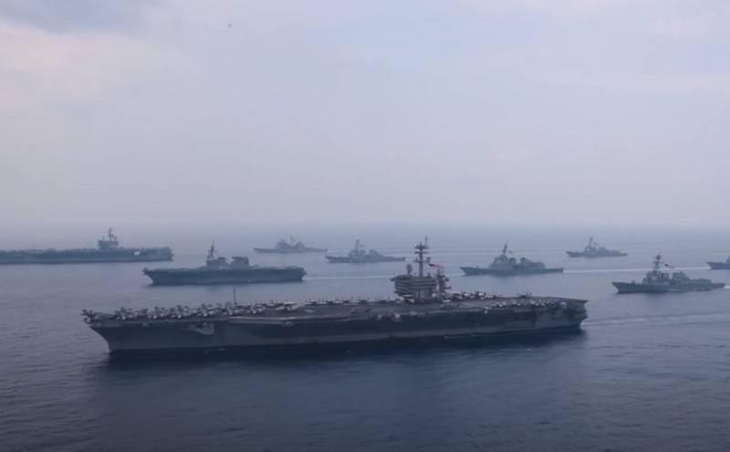 Le Pentagone a l'intention d'augmenter le nombre de navires de la flotte américaine à 500 ou plus