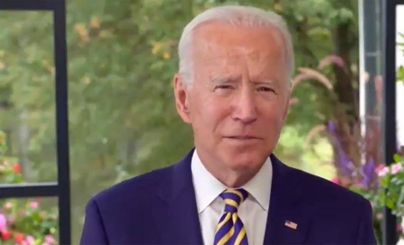 Joe Biden compared Donald Trump to Goebbels