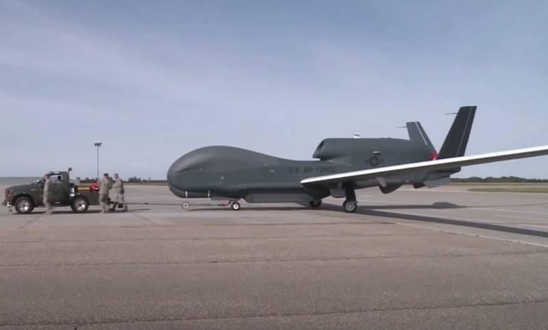 En Crimée, a expliqué l'absence de drones de reconnaissance ukrainiens à la frontière