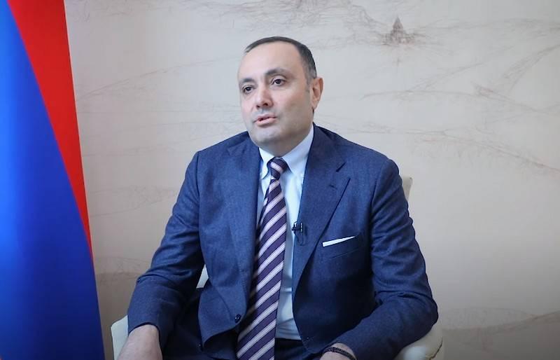 亚美尼亚不排除转向俄罗斯寻求新的武器供应