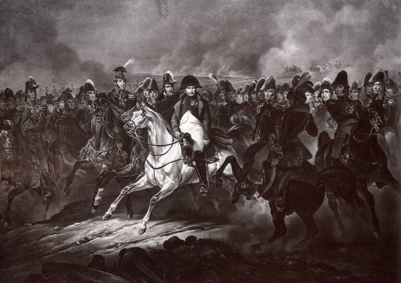 Mariscales napoleónicos: Berthier, Bessières, Mortier y Lefebvre