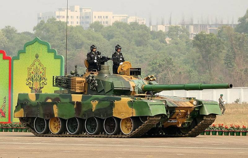 Армия Бангладеш недовольна китайскими танками с украинскими двигателями