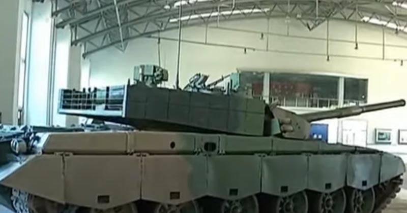 L'armée bangladaise mécontente des chars chinois équipés de moteurs ukrainiens