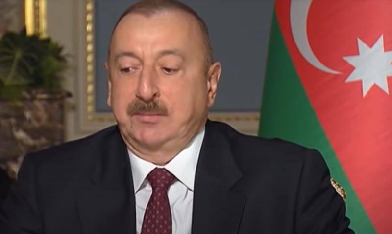 Aliyev ha definito la Turchia un paese fraterno per l'Azerbaigian e il primo ministro armeno - un protetto di Soros