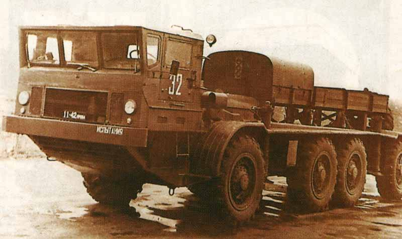 ZIL-135: legends are not born