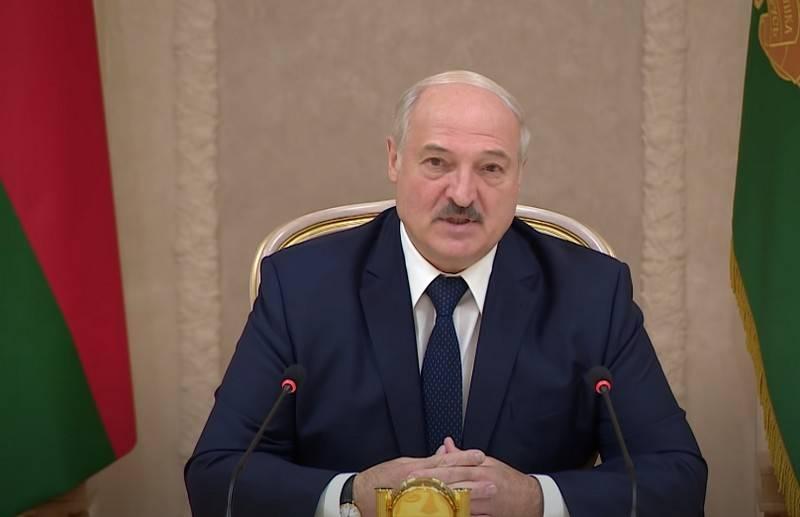Belarus imposed retaliatory sanctions against Latvia, Lithuania and Estonia