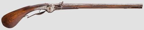 cavalry wheel carbine 17th century