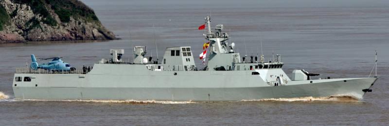 ВМС НОАК стали крупнейшим флотом мира
