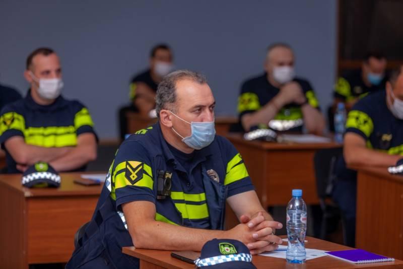 Сообщается о взрыве в центре Тбилиси