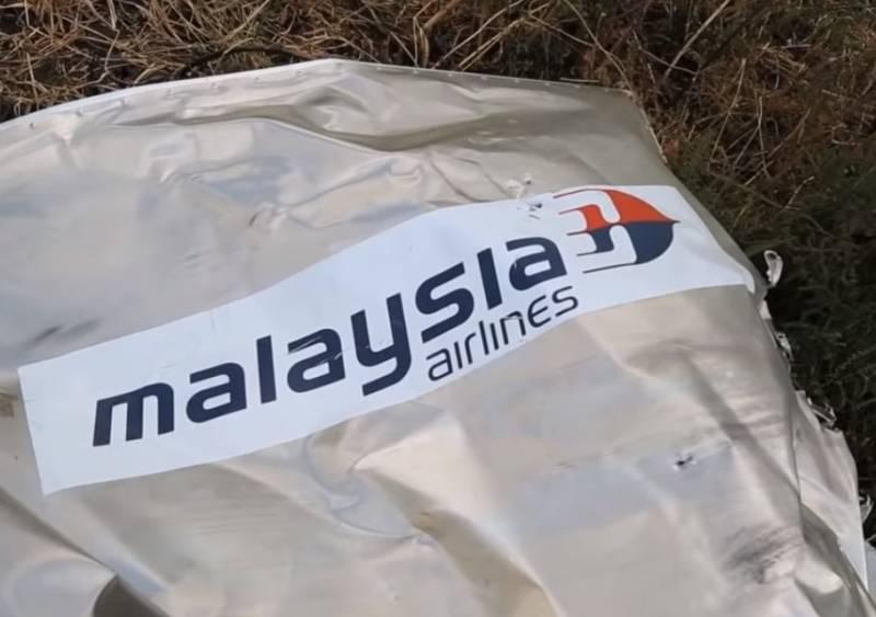 Французское издание опубликовало некоторые показания свидетеля по делу MH17