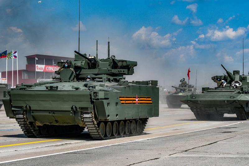 Дополнительная защита для легкой бронетехники: от БТР-82 к «Курганцу»