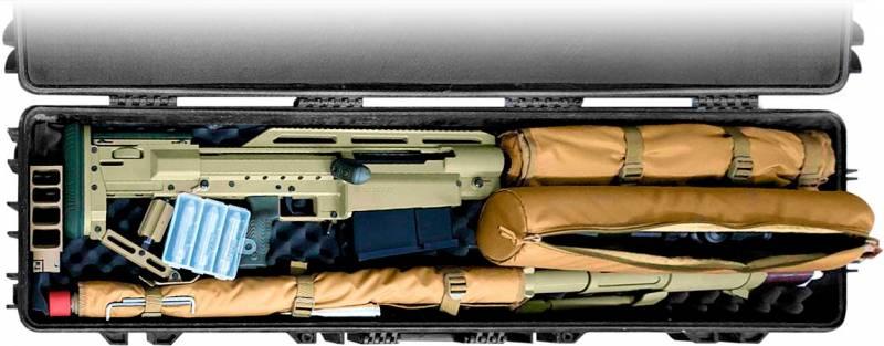 Реинкарнация ПТРС. Украинская антиматериальная винтовка «Аллигатор»