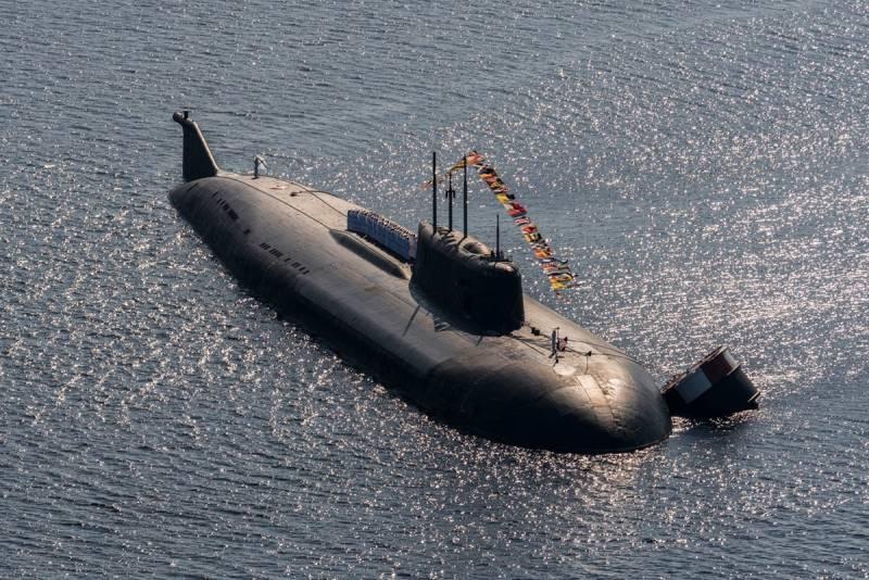 Кризата на ядрените подводни сили на Русия се задълбочава