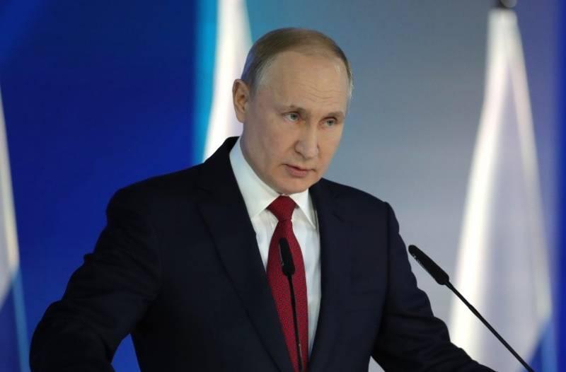 Владимир Путин ведёт четыре войны