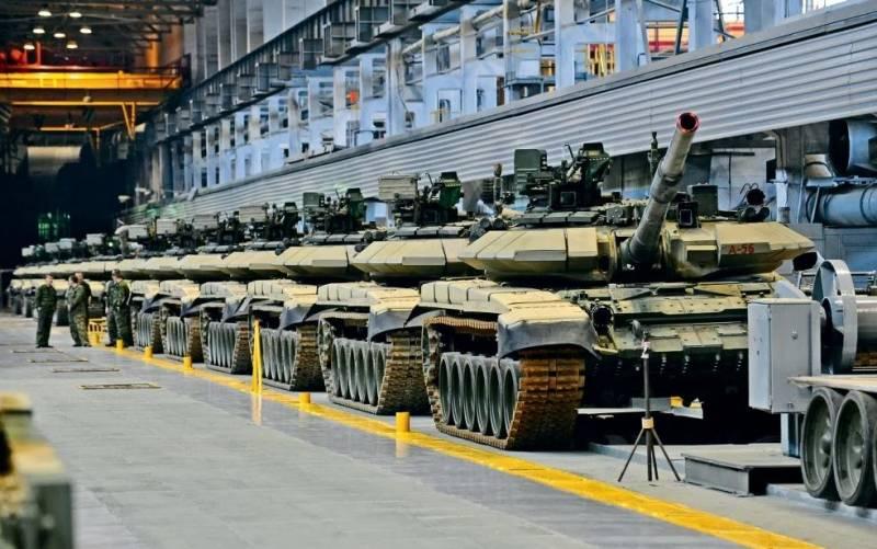 Насколько сильна огневая мощь танков в строевых частях российской армии?