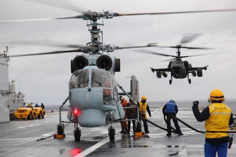 Ка-52К накануне серийного производства