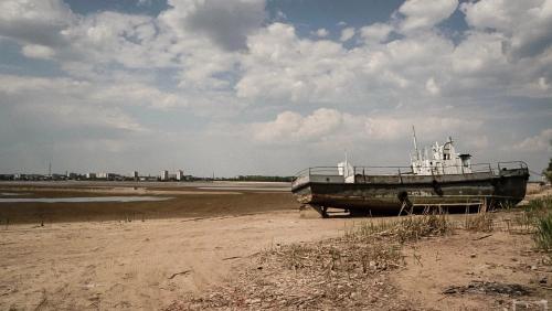 Volga seca (2