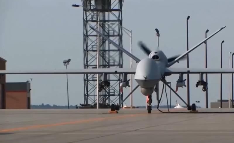В США заявили о новом функционале БПЛА MQ-9 Reaper: «Ещё и беспилотный истребитель»
