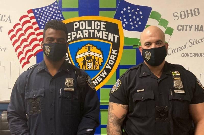 Протесты в США: американская полиция оказалась меж двух огней
