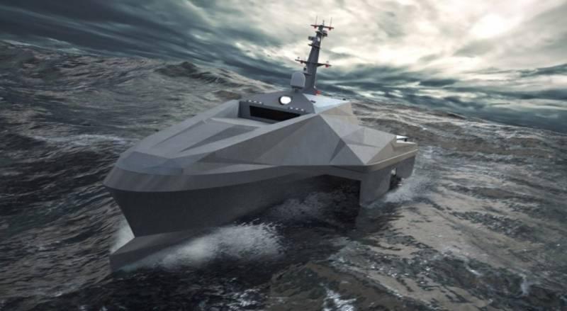 Безэкипажные надводные корабли: угроза с Запада
