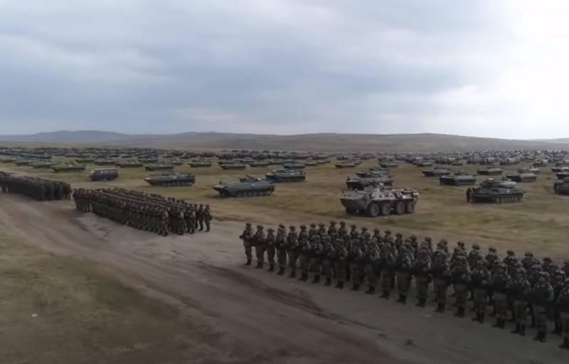 Die Kampfeffizienz der russischen Armee wurde in Großbritannien bewertet