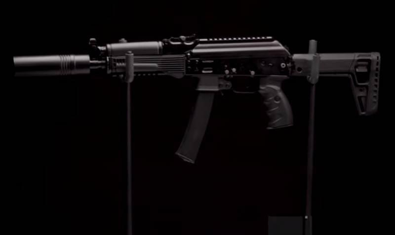 Sul web è apparso un video della nuova mitragliatrice Kalashnikov PPK-20