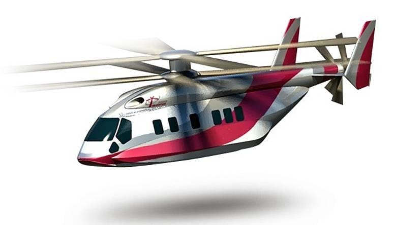 """多功能直升机""""兰普里""""作为海军航空的未来"""