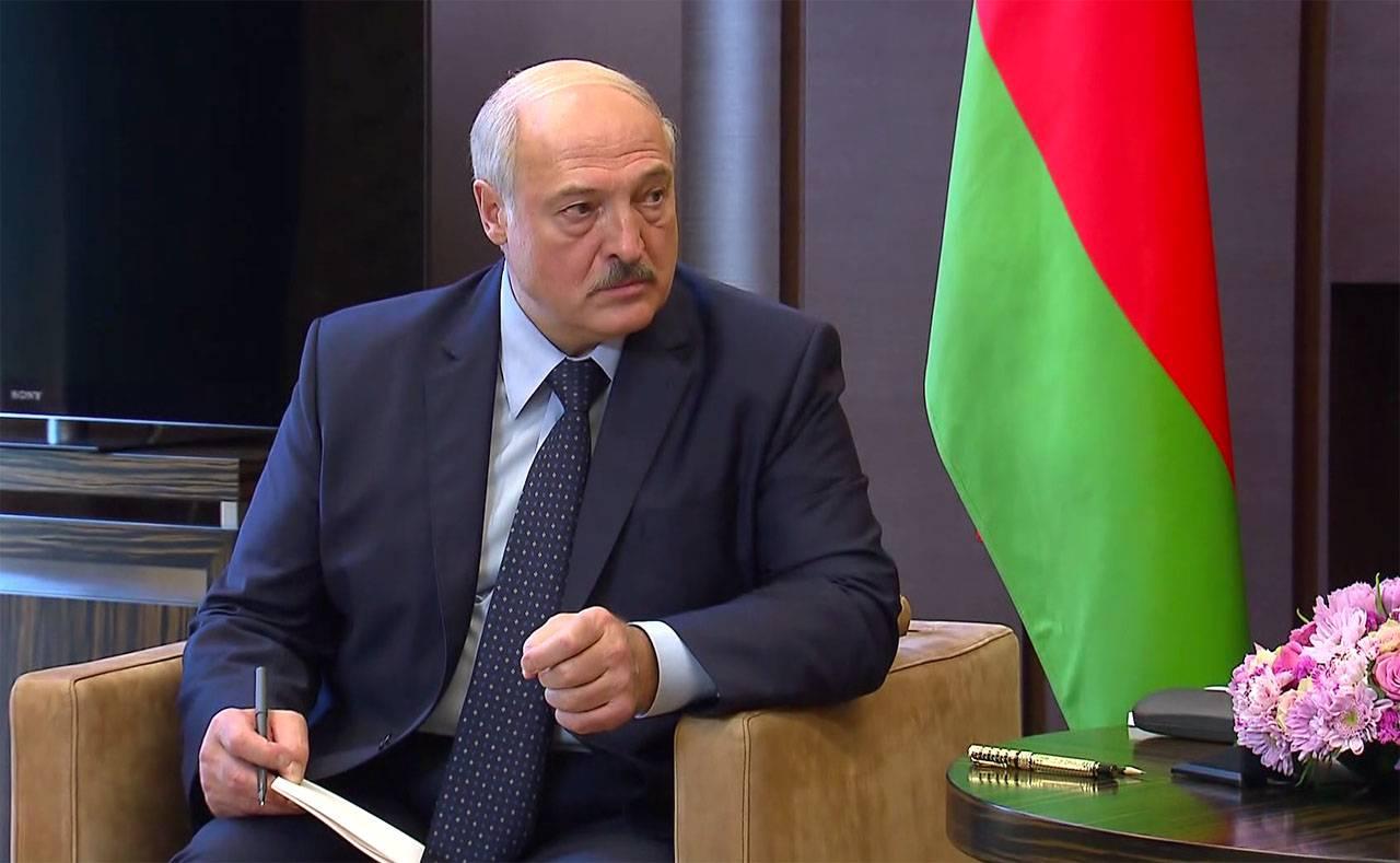 EC  договорился одействиях против республики Белоруссии